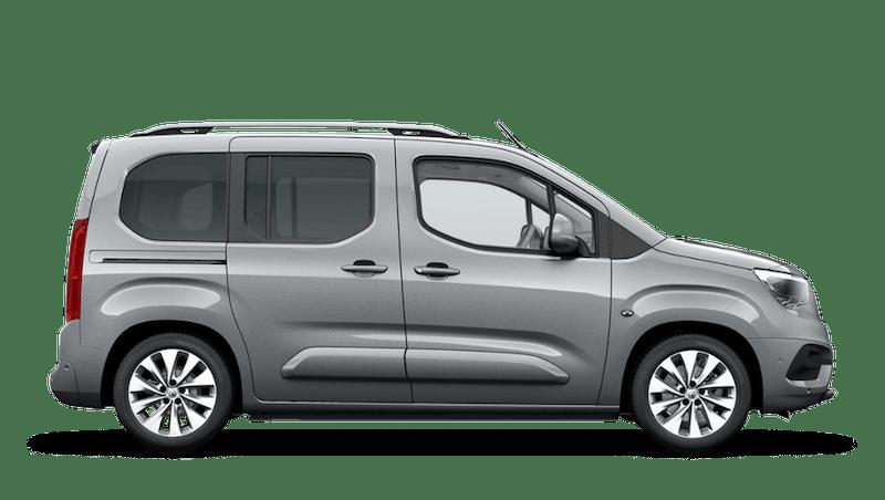 Quartz Grey Vauxhall Combo Life