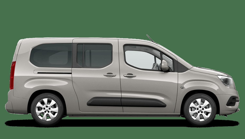 Cool Grey Vauxhall Combo Life