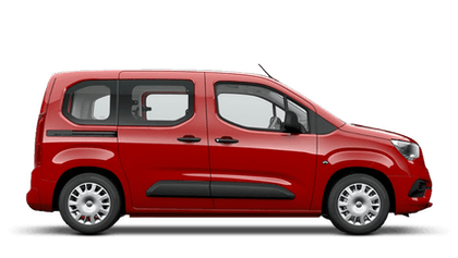 Vauxhall Combo Life Design