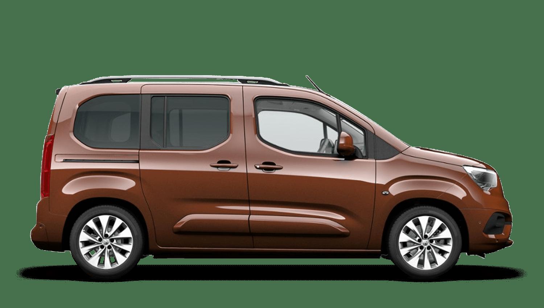 Copper Vauxhall Combo Life