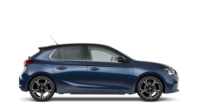 Navy Blue (Metallic) All-New Vauxhall Corsa