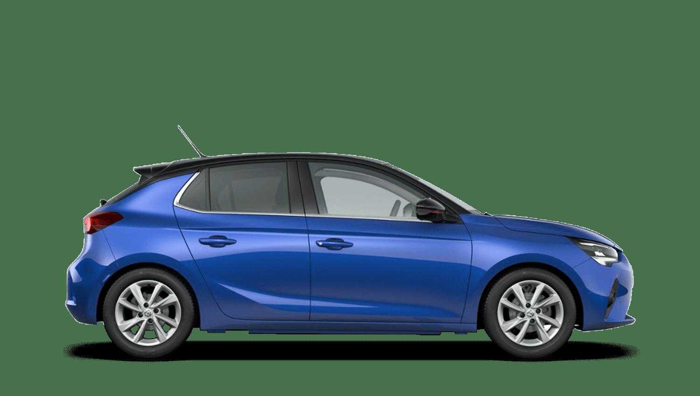 Voltaic Blue (Metallic) All-New Vauxhall Corsa