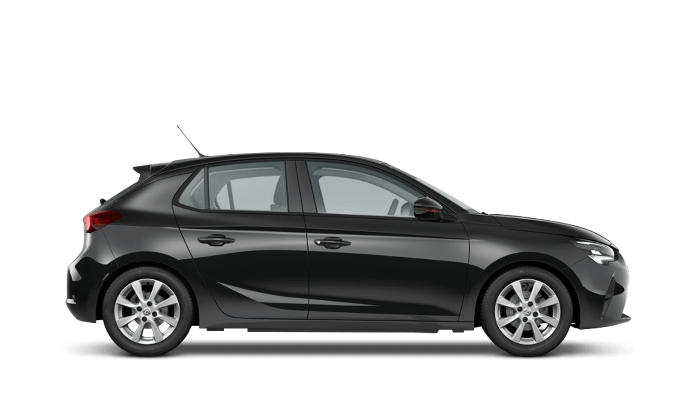 Diamond Black (Metallic) All-New Vauxhall Corsa