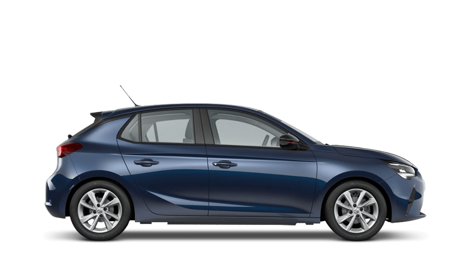 Navy Blue (Metallic) All-New Vauxhall Corsa