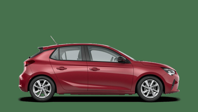 Hot Red (Premium) All-New Vauxhall Corsa