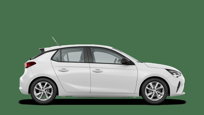 Summit White (Brilliant) All-New Vauxhall Corsa