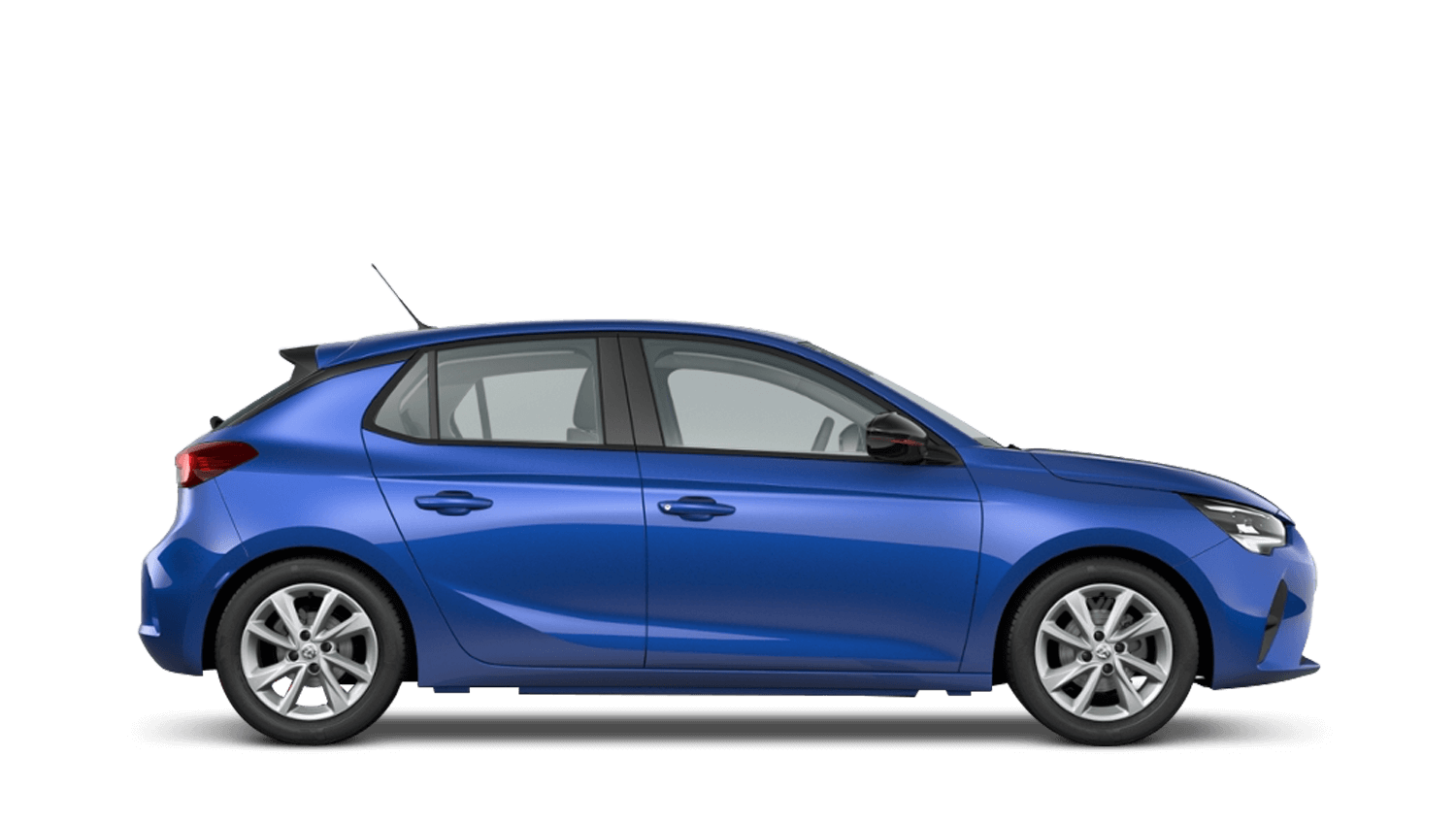 Voltaic Blue (Metallic) All-New Vauxhall Corsa