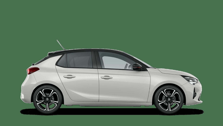 Jade White (Brilliant) All-New Vauxhall Corsa