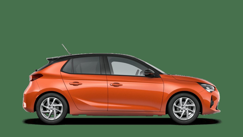 Power Orange (Premium) All-New Vauxhall Corsa