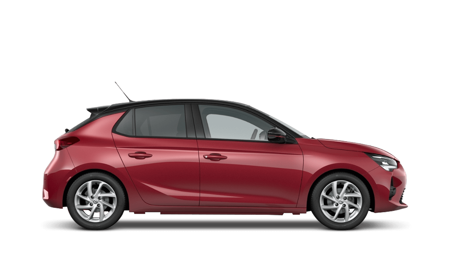 Hot Red (Premium) All-New Vauxhall Corsa