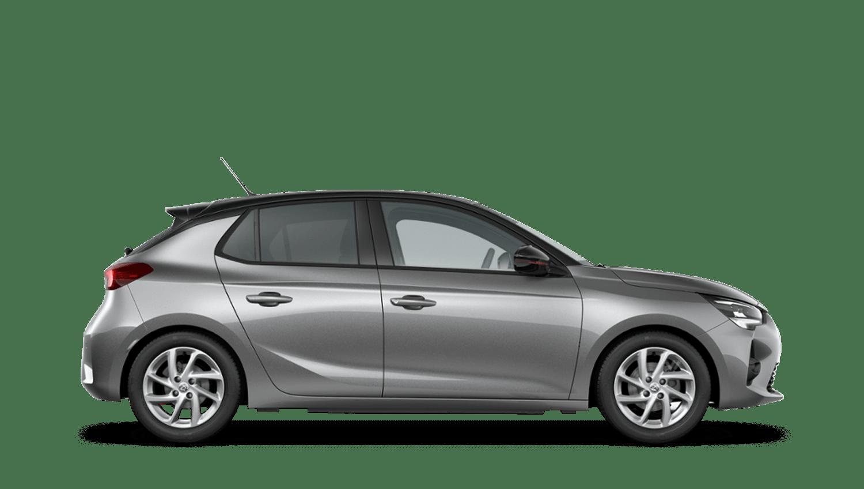 Quartz Grey (Metallic) All-New Vauxhall Corsa