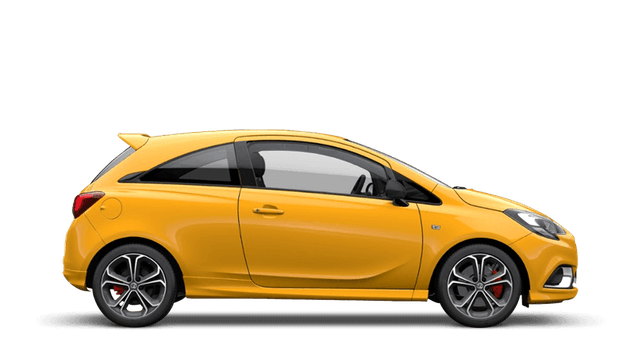 New Vauxhall Corsa GSi Offer