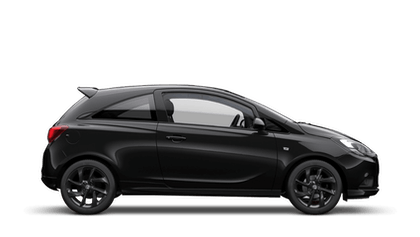 Vauxhall Corsa 3 Door SRi VX-Line Nav Black
