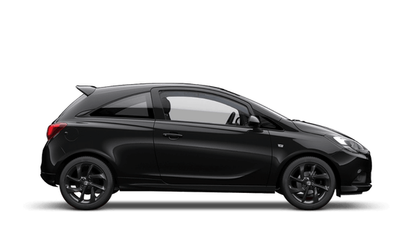 Corsa 3 Door SRi Vx Line Nav Black