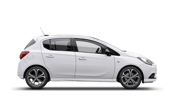 Corsa 5 Door White Edition