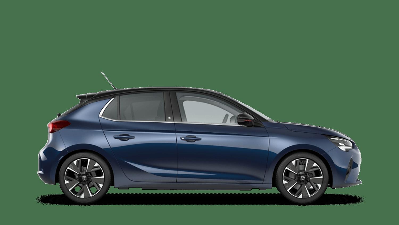 Navy Blue (Metallic) Vauxhall Corsa E