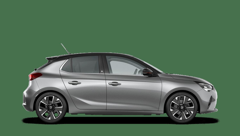 Quartz Grey (Metallic) Vauxhall Corsa E