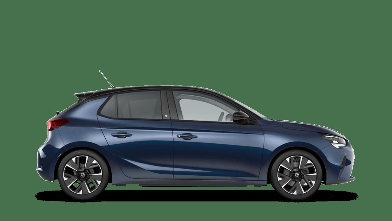 Navy Blue (Metallic) All-New Vauxhall Corsa-e