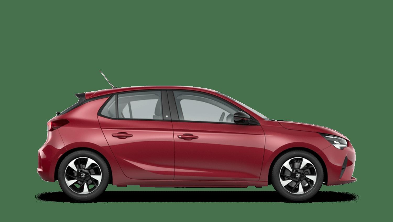 Hot Red (Premium) Vauxhall Corsa E