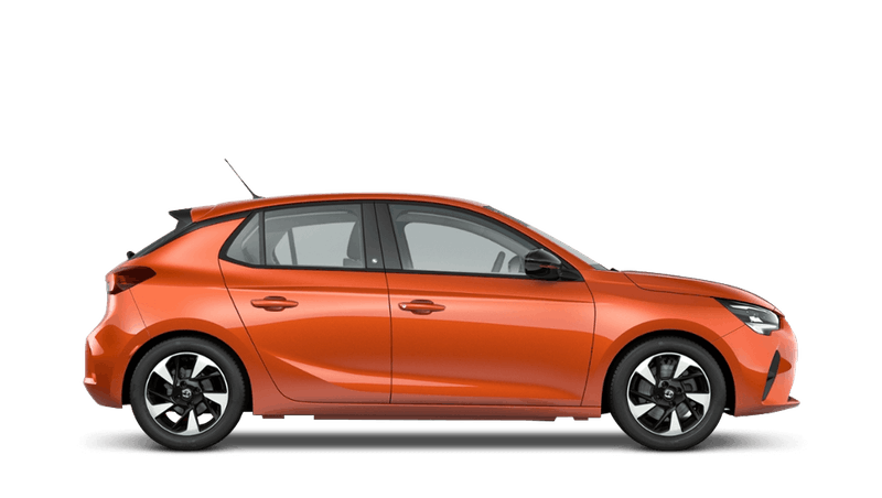 Power Orange (Premium) All-new Vauxhall Corsa-e