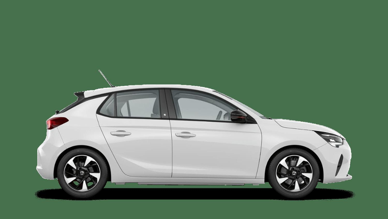 Summit White (Brilliant) Vauxhall Corsa E