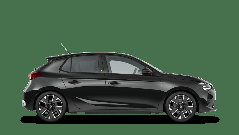 Diamond Black (Metallic) All-New Vauxhall Corsa-e