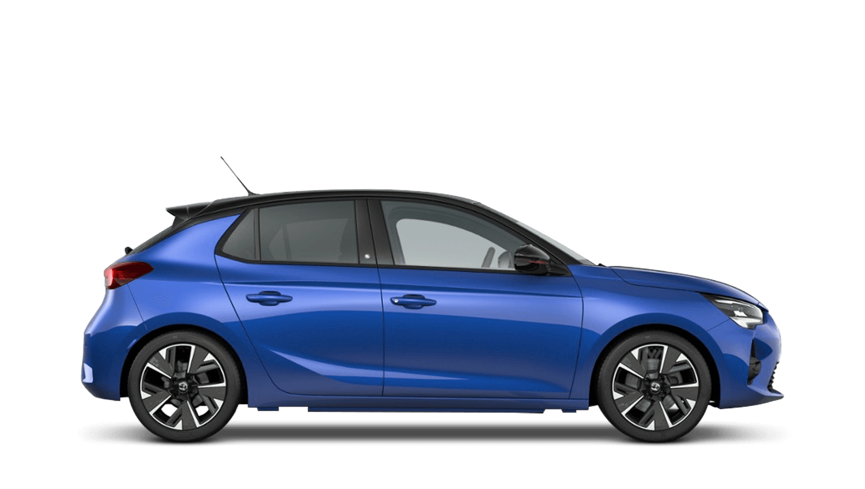 Voltaic Blue (Metallic) All-New Vauxhall Corsa-e