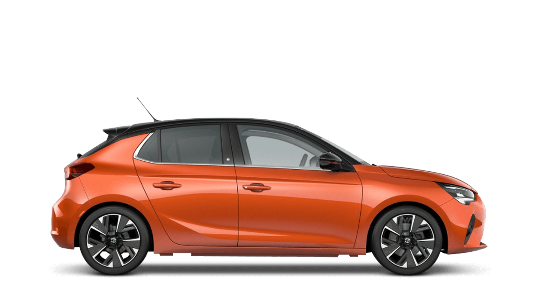 Power Orange (Premium) All-New Vauxhall Corsa-e