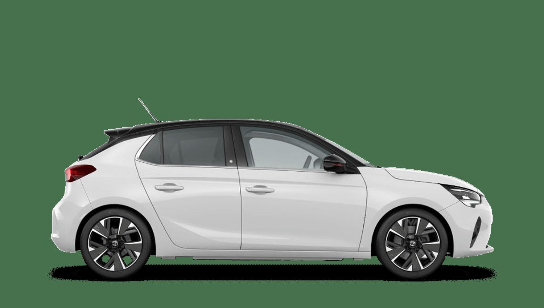 Summit White (Brilliant) All-New Vauxhall Corsa-e