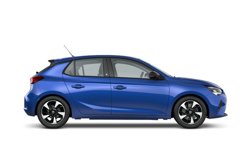 Voltaic Blue (Metallic) All-New Vauxhall Corsa-e