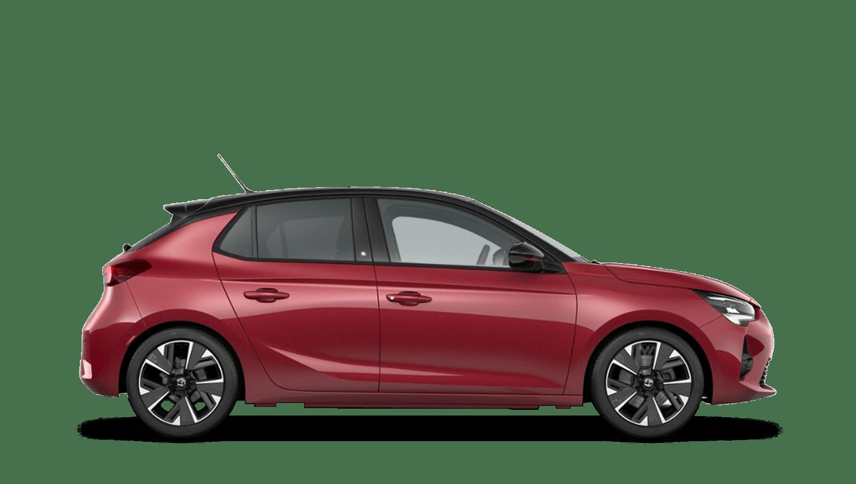 Hot Red (Premium) Vauxhall Corsa-e