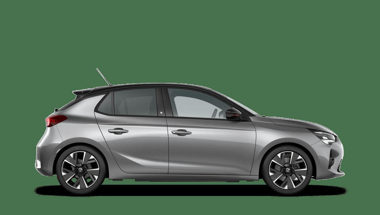 Quartz Grey (Metallic) Vauxhall Corsa-e