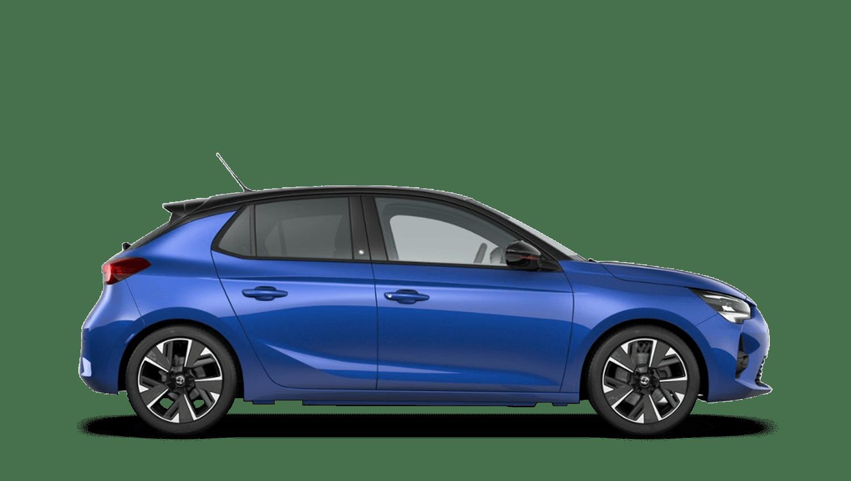 Voltaic Blue (Metallic) Vauxhall Corsa-e