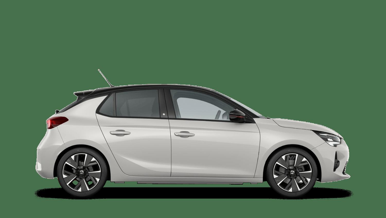 White Jade (Brilliant) Vauxhall Corsa-e