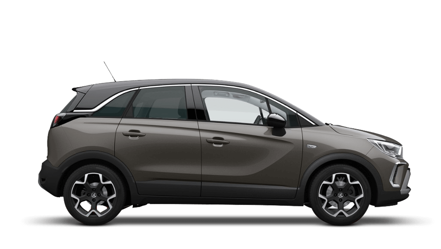 Moonstone Grey New Vauxhall Crossland