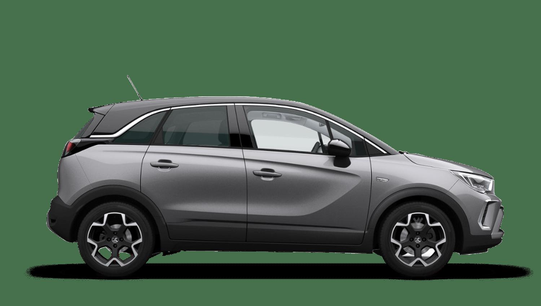 Quartz Grey New Vauxhall Crossland