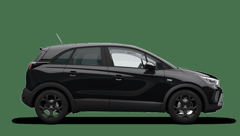 Diamond Black (Metallic) Vauxhall Crossland