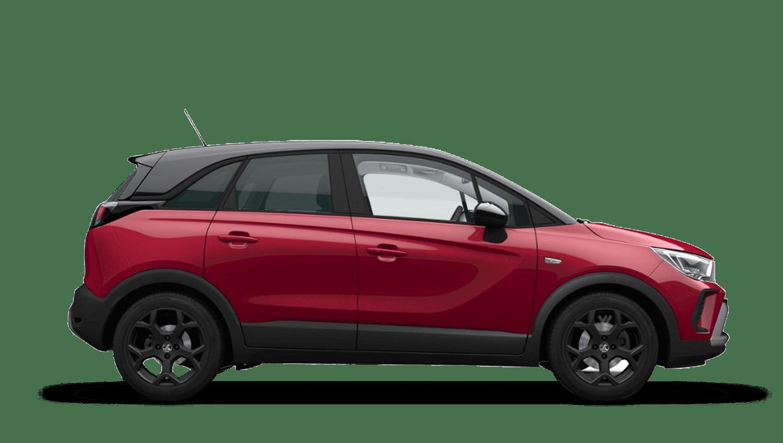 Hot Red (Premium) Vauxhall Crossland