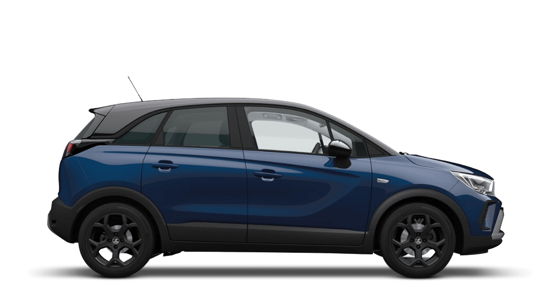 Navy Blue (Metallic) Vauxhall Crossland