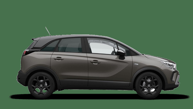 Platinum Grey (Metallic) Vauxhall Crossland