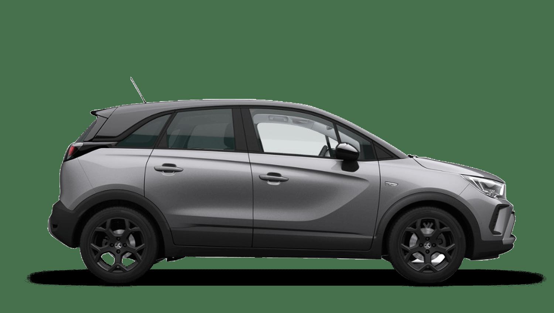 Quartz Grey (Metallic) Vauxhall Crossland