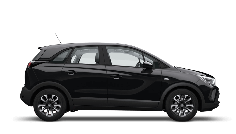 Diamond Black New Vauxhall Crossland