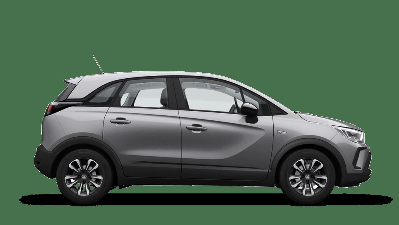 Quartz Grey Vauxhall Crossland