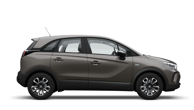 Moonstone Grey New Vauxhall Crossland