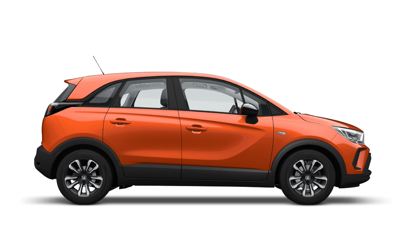 Power Orange New Vauxhall Crossland