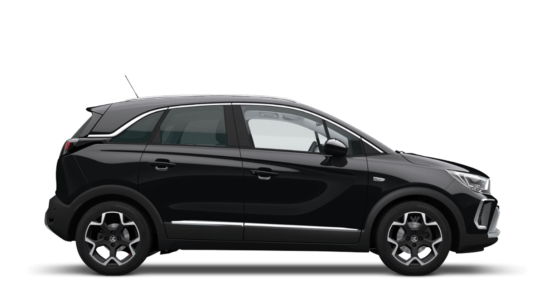 Diamond Black Vauxhall Crossland