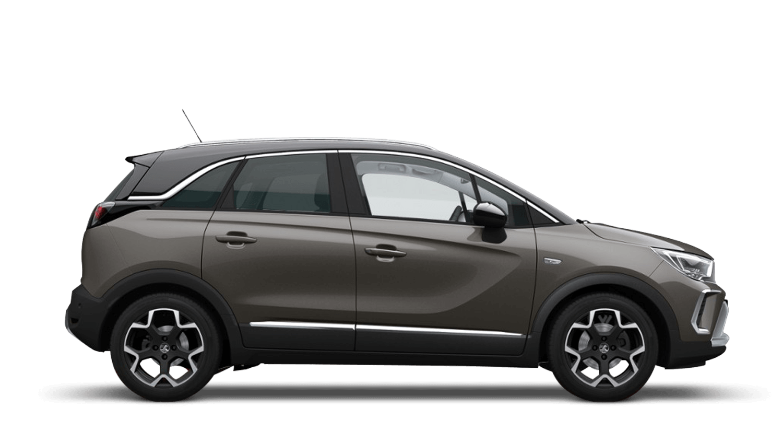 Moonstone Grey Vauxhall Crossland