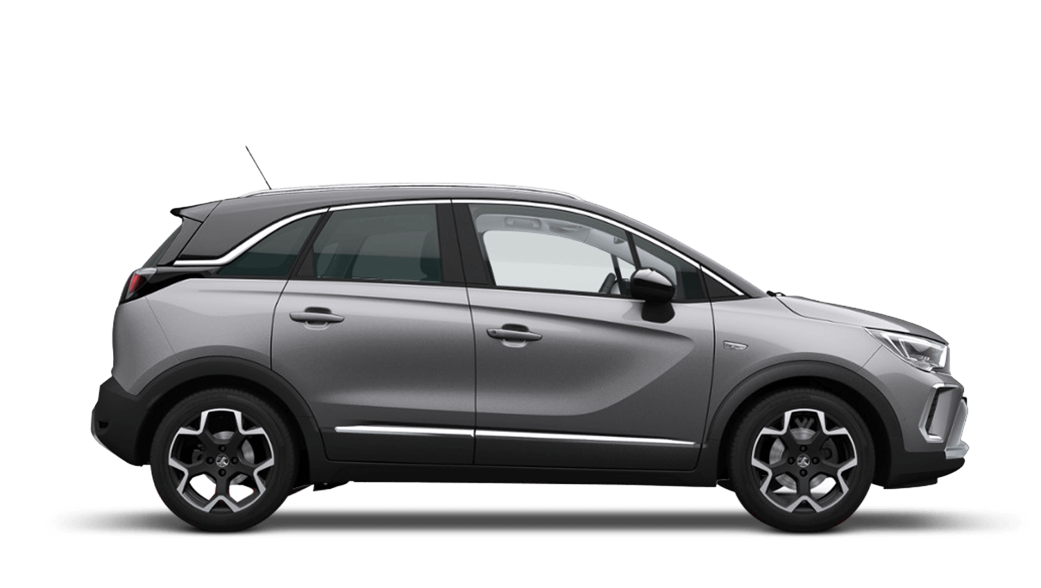 Quartz Grey New Vauxhall Crossland