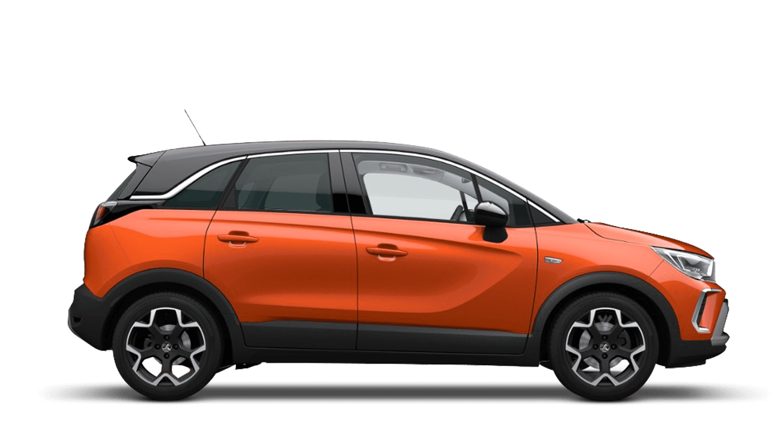 Power Orange Vauxhall Crossland