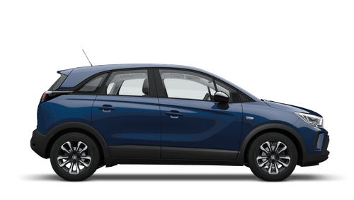 Vauxhall New Crossland